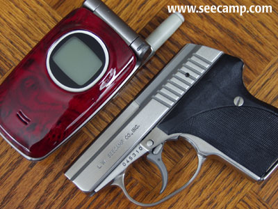Pocket Pistol Choice - Concealed Carrying & Personal Protection