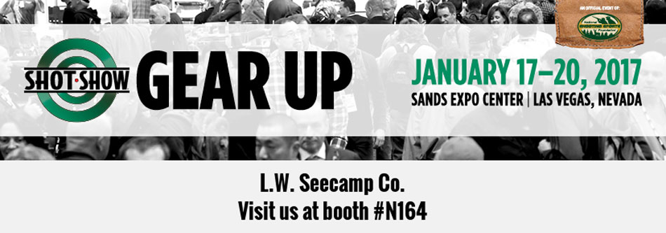 Shot Show GEAR UP Jan 17-20 Sands Expo Ctr, Las Vegas
